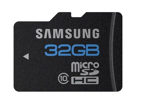 1769 opinioni per Samsung Essential Scheda di Memoria Micro SD, 32 GB, Bulk, Argento