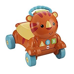 Fisher-Price Stride to Ride Tiger,...