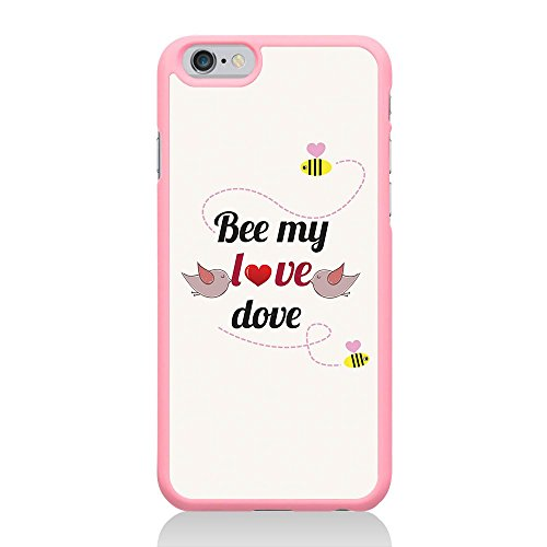Call Candy Be My Love Coque pour Apple iPhone 6/6S – Rose