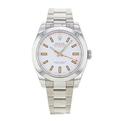 Rolex Oyster Perpetual Milgauss 116400