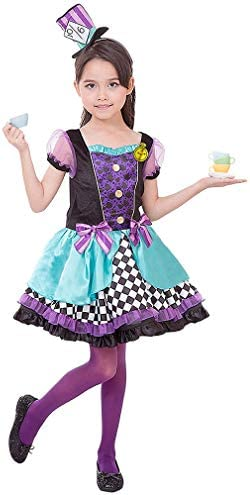 Childrens mad hatter costume _image3