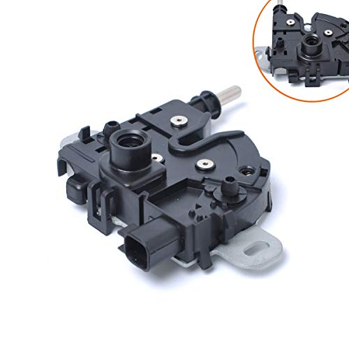 YEXIANG Cover lock 3-15 cover lock hood lock Car engine compartment lock OEM: 3M5116700AC (Color : Black):