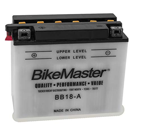 (BikeMaster Conventional Battery BB/YB18-A for Honda VF1100C V65 Magna 1983-1986)