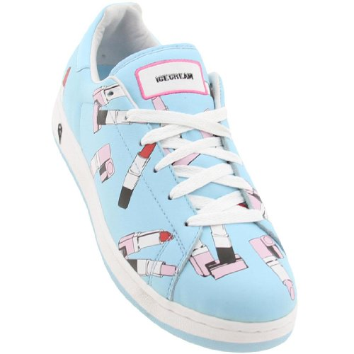 Reebok Womens Lipstick Flavor Ice Cream Low (crystal blue / white)