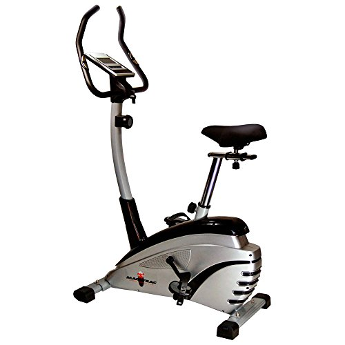 Phoenix 99607 Mag Trac Upright Exercise Bike Phoenix Health and Fitness Inc