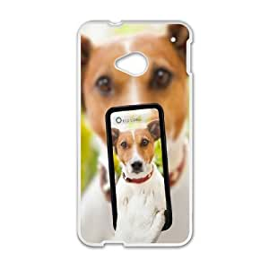 O-K-O-U8089249 Phone Back Case Customized Art Print Design Hard Shell Protection HTC One M7