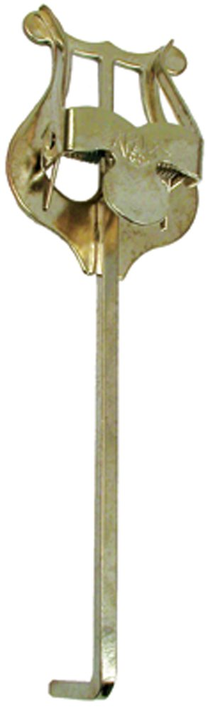 American Plating Trumpet Marching Lyre 2
