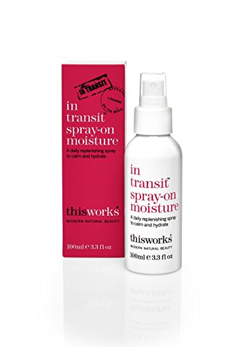 This Works In Transit Spray On Moisture (Spray 100 Ml Lotion)