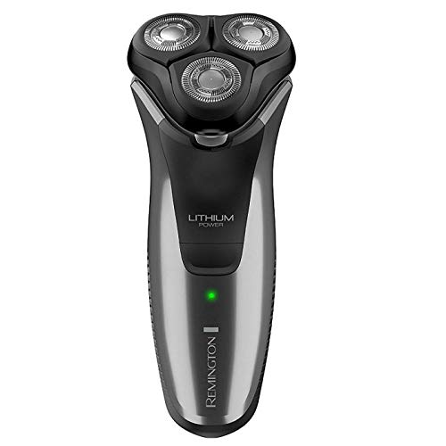 Remington R5000 Series Shaver PR1362-A Rotary Cordless Shaver with PowerFlex 360, Pop-up Trimmer & Titanium Coated Blades