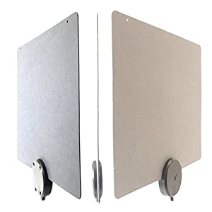 Mohu ReLeaf Indoor TV Antenna, Made with Recycled Materials, 4K-Ready HDTV, 40 Mile Range