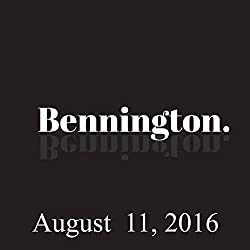 Bennington, David Cross, August 11, 2016