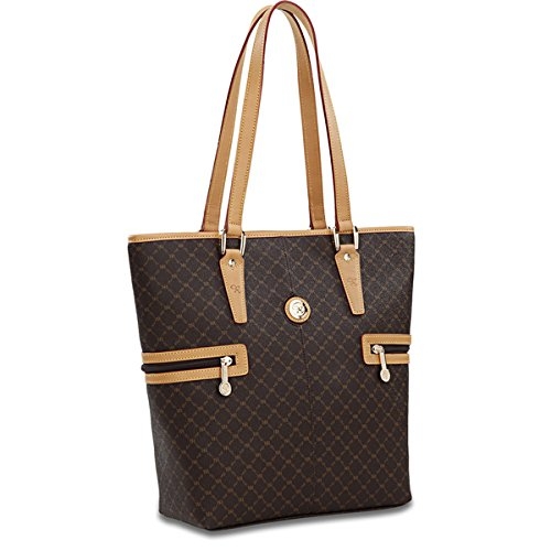 Amazon.com: Firma Brown Tall bolsa Shopper por rioni ...