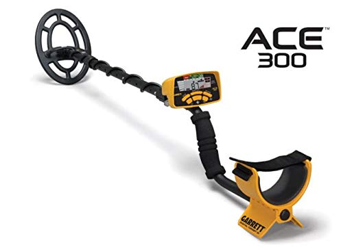 Garrett Ace 300 Metal Detector (Best Metal Detector For Jewelry)