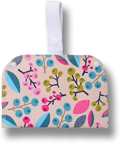 Bolsa Impermeable Doble de Algodón, perfecta para tus productos ecológicos y lavables: salvaslips, compresas, almohadillas de maquillaje y de ...