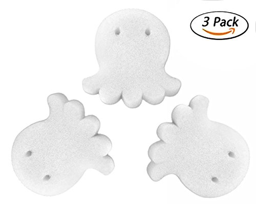 T Box Octopus hot tub chemicals sponge, New Design for hot tub accessories and hot tub maintenance kit, for pool accessories and spa chemicals(3 (Hot Tub Scum)