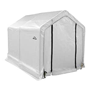 ShelterLogic GrowIT Series Greenhouse-In-A-Box, Clear, 10 x 10 x 8-Feet