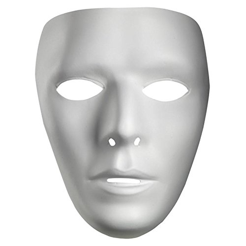 (Disguise Blank White Man Mask)