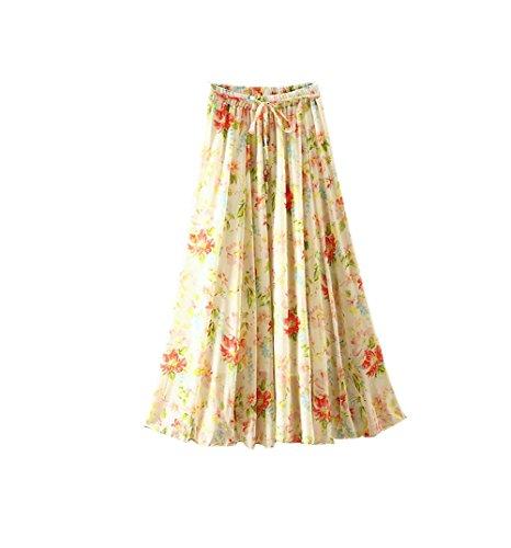 peony Trapecio Ls Mujer Wicky Falda Diseño Para Floral RqTCOwE0x