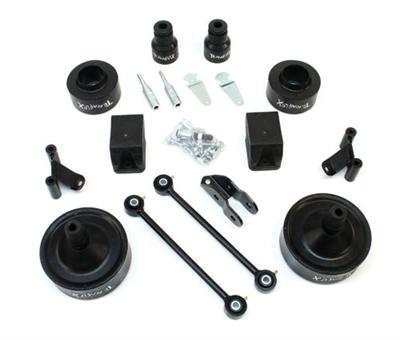 TeraFlex 1355210 2.5 Inch Budget Boost Suspension System by - Lift 4.5 Inch Suspension Kit