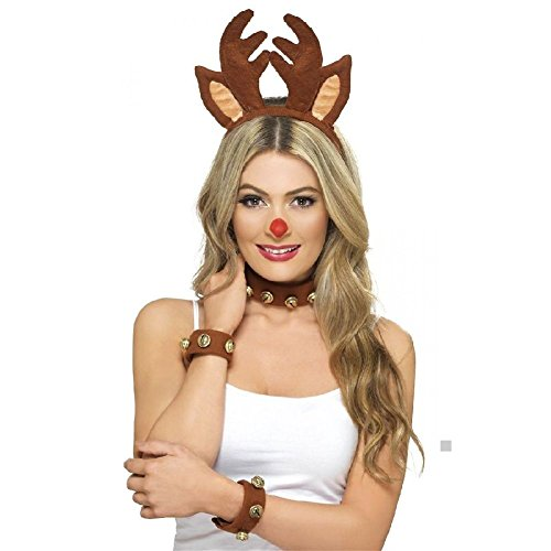 Pin Up Reindeer Kit Costume Accessory Kit]()