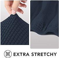 Amazon.com: PureFit Stretch Sofa Slipcover – Spandex ...