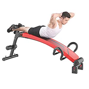 Adjustable Benches Sit Up Bench Dumbbells Supine Board Push Ups Strength Abdominal Training Indoor Sports Activities