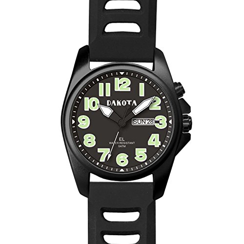 dakota-mens-steel-angler-with-leather-band-watch-black-black-silicone