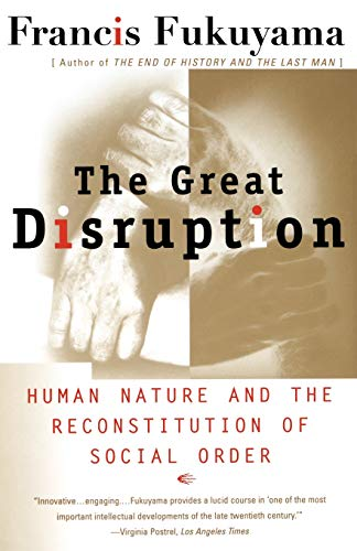 The Great Disruption: Human Nature and the Reconstitution of Social Order (Great Disruption)