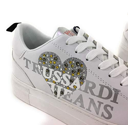 Donna Trussardi Jeans 79a00234 Jeans Sneakers Trussardi 79a00234 xrTrwY7qZ