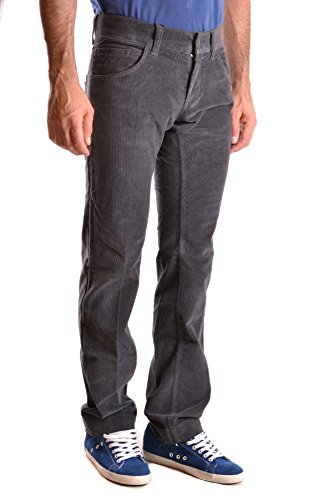 Dolce E Gabbana Damen MCBI099354O Grau Baumwolle Jeans