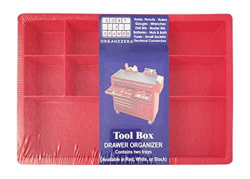 Toolbox Drawer Organizer (Bench Divider)