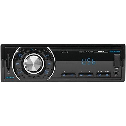 Infiniti Car Stereo - 5