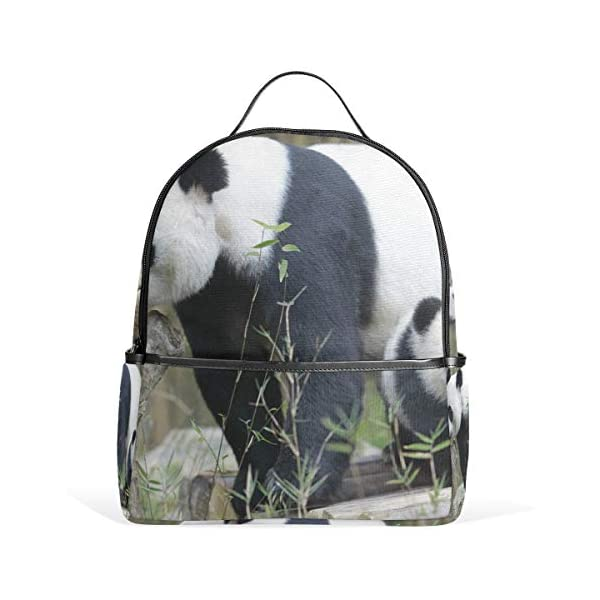 Panda zaino per donne adolescenti ragazze borsa alla moda borsa libreria bambini viaggio college casual zaino ragazzo… 1 spesavip