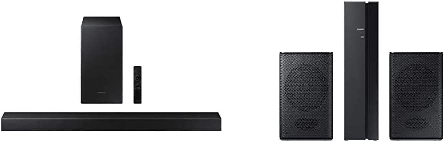 Samsung HW-T9 Acoustic Beam T Series Soundbar with Samsung SWA-9S 9.9  Speaker System