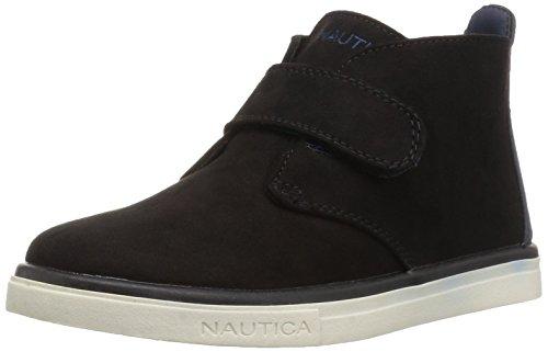 Nautica Boys' Pierson Toddler Chukka Boot, Black, 5 M US