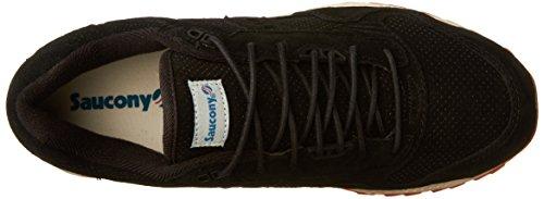 Saucony Hombres Negro Shadow 5000 Zapatillas Negro