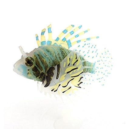 Amazon.com: eDealMax pescado del acuario del tanque de silicona que ...