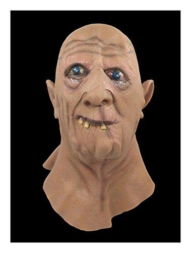 [Enos Overhead Latex Mask (Flesh)] (Hoe Down Costumes)