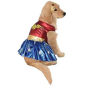 DC Comics Wonder Woman Pet Costume 98
