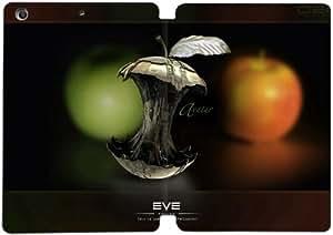 Cubierta de cuero y caja de la PC funda / soporte para funda de Apple iPad Mini 1,2,3 funda Con Magnetic reposo automático Función de despertador DIY por Eve Online V1E4Xq4N4If