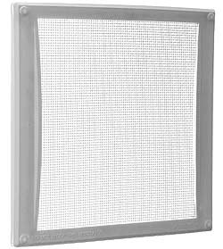 Mousemesh Large White Pest Proofing Air Brick Vent Cover MOUSEMESH LTD 00060