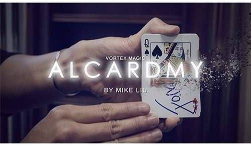 SOLOMAGIA Alcardmy by Mike LIU & Vortex Magic - Karten Tricks -  Zaubertricks und Props: Amazon.de: Spielzeug