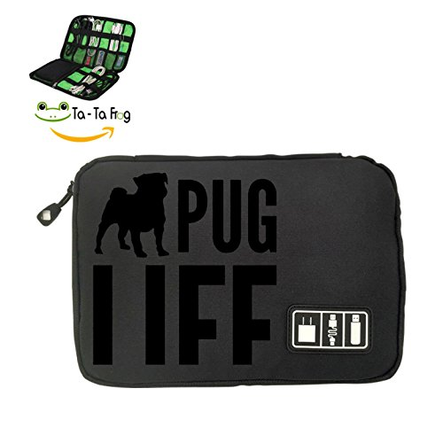 poop happens8 Electronic Accessories Travel Bag Electronics Accessories Bag - Bag Vlz