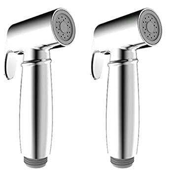 10x Silver Health Faucet Gun Pcs - Set of 2 Pieces