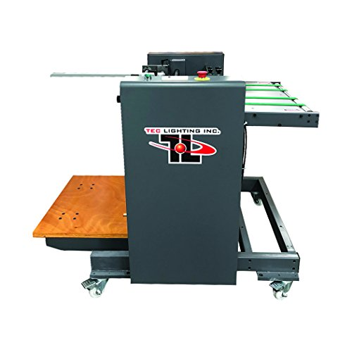 "Alone Jogger - TRUCOAT (TRS1626) Stand alone automatic receding stacker, Max sheet size: : W: 16"" X L: 26"