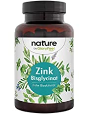 Zinktabletter 25 mg - Hög Biotillgänglighet av Essentiellt Zink genom Zinkbisglycinat - 400 Tabletter