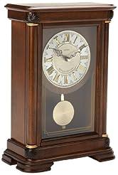 Seiko Mantel Chime with Pendulum Clock B...