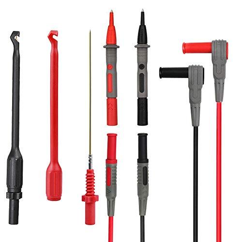 Insulation Wire Piercing Probe Set-Automotive Wire Piercing Probe,Multimeter Test Leads Accessories Repair Tools Needle…