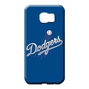 samsung galaxy s6 Impact Slim Fit Hot New phone back shell los angeles dodgers mlb baseball