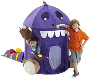 Amazon Com Bazoongi Dinosaur Play Tent With Toy Storage